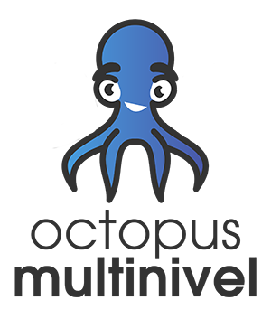 Logo Octopus Multinivel
